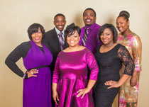 Bridgette Campbell And The Gospel Harmonizers